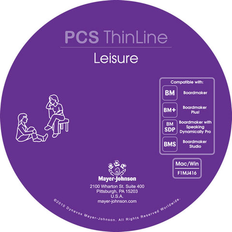 PCS™ ThinLine: Leisure