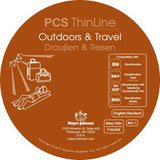 PCS™ ThinLine: Outdoors & Travel