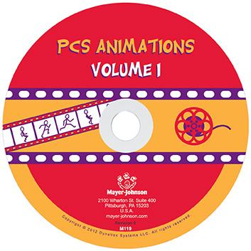 PCS™ Animations Volume I for Windows