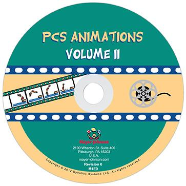 PCS™ Animations Volume II for Windows