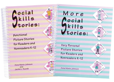 Social Skills Stories Series Bundle