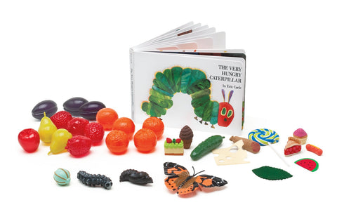 3-D Story Books: The Very Hungry Caterpillar