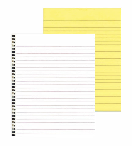 Carbonless Notebooks - 5-pack