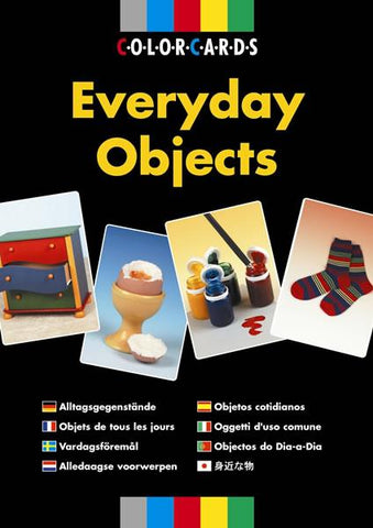 ColorCards® Everyday Objects