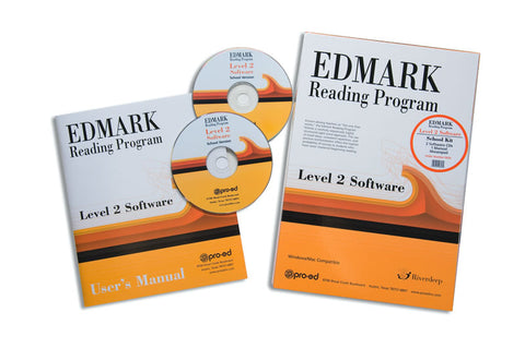 Edmark Reading Program: Level 2 - School Version