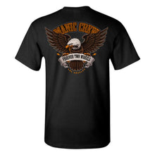 FOREVER TWO WHEELS - Black Tee