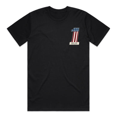 All New Classic 1 - Black Tee