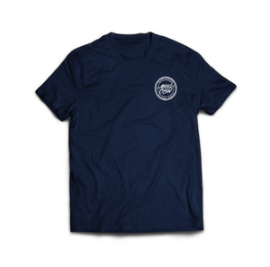 WORLDWIDE TEE - NAVY BLUE