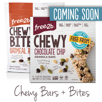Chewy Bars & Bites
