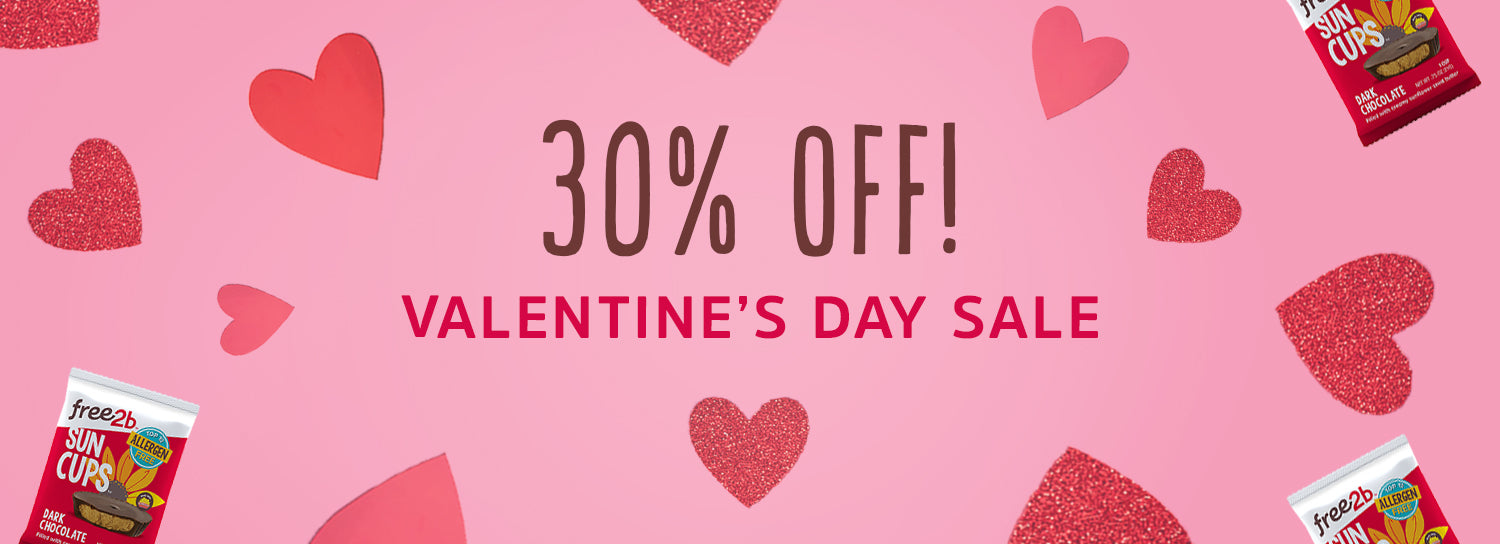 30% Off Valentine's Day Sale - Shop Now!
