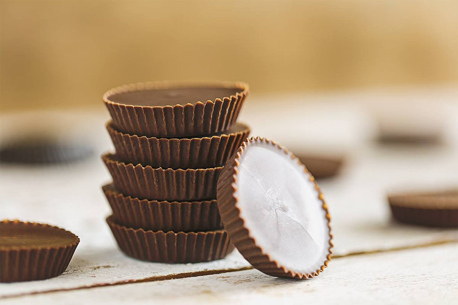 Dark Chocolate Sunflower Butter Cups