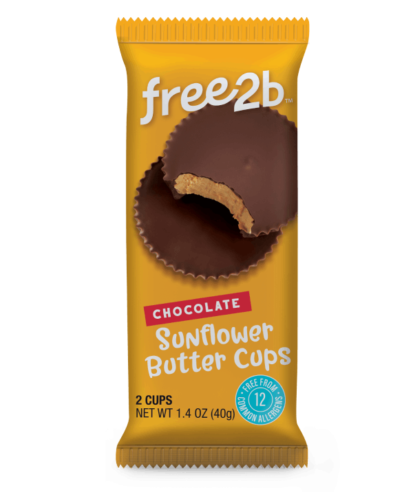 Sunflower Butter Cups - 2 Pack