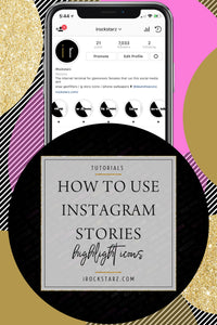 How to Use Instagram Stories Highlight Icons