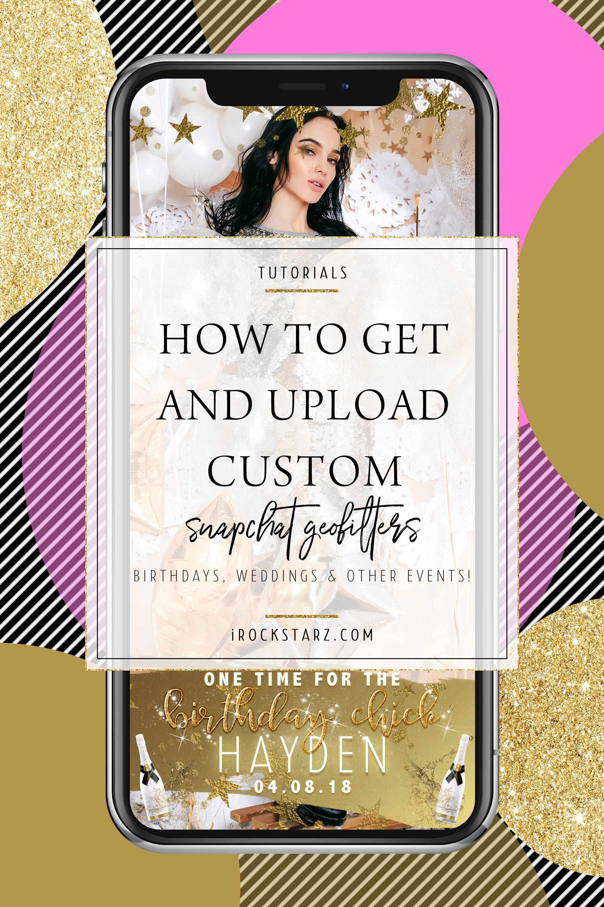 How to Get and Upload Custom Snapchat Geofilters