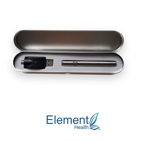 Vape Pen & Charger for use with CBD Vape oil