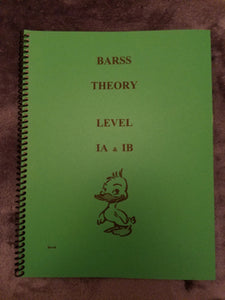 Barss Theory: Level 1A/B