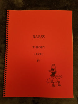 Barss Theory: Level 4