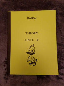 Barss Theory: Level 5