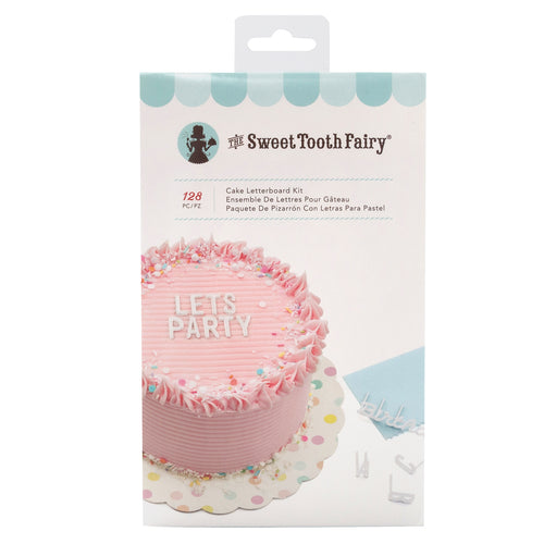 CAKE LETTERBOARD KITS