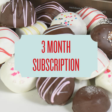 Cake Bite Subscription
