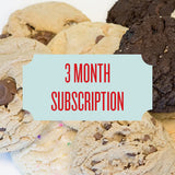 COOKIE CLUB - 3 MONTH SUBSCRIPTION // 15% OFF