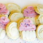 CUPCAKE SUGAR COOKIE SAMPLER