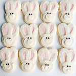 BUNNY BLISS SUGAR COOKIES