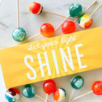 O.U.R. Let Your Light Shine Lollipop Gift Box