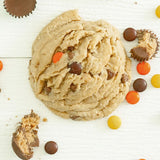 Peanut Butter Explosion Cookies