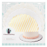 Decorative Cake Platter Cardboard