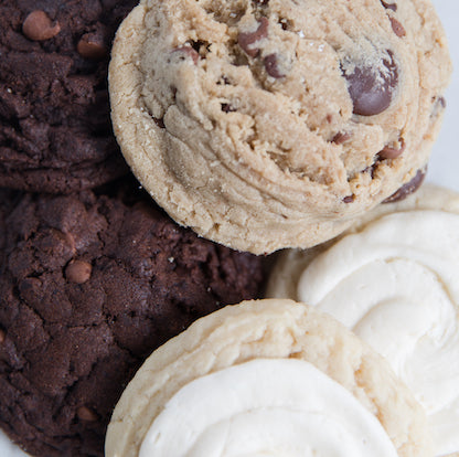 CUSTOMER FAVORITES COOKIE SAMPLER