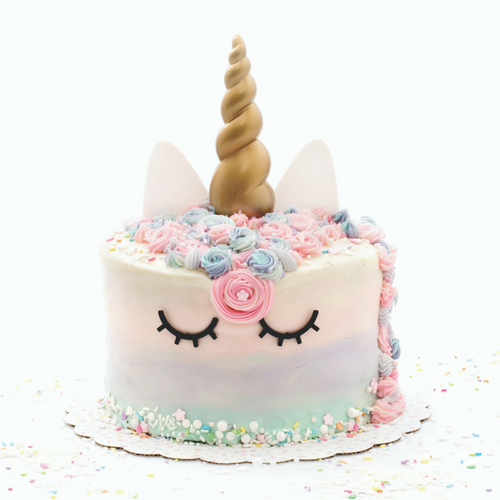The Sweet Tooth Fairy Cake Face Kit