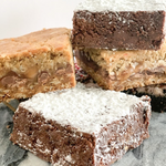 BROWNIE AND BAR SAMPLER