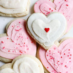 Jan 29 - Valentine's Cookie Decorating Class with Megan Faulkner Brown at JeniBee Market