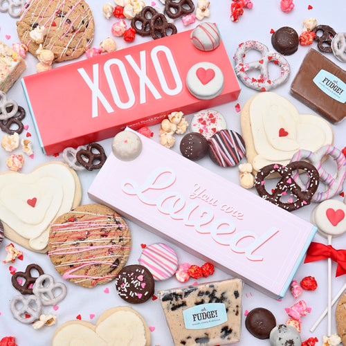VALENTINE'S DAY TREAT ASSORTMENT