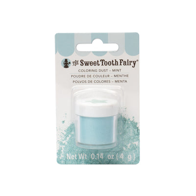 Cup Cake Decorating Dust Teal