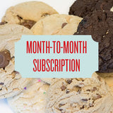 COOKIE CLUB - MONTH TO MONTH // 10% OFF