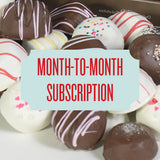 CAKEBITE® CLUB - MONTH-TO-MONTH SUBSCRIPTION // 10% OFF
