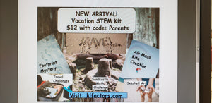 Fun in the Sun Summer STEM Kit