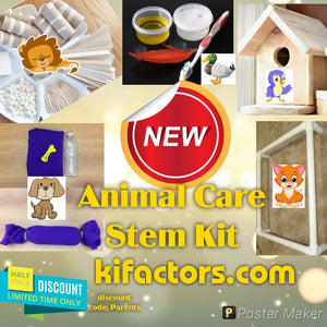 Animal Care STEM Kit