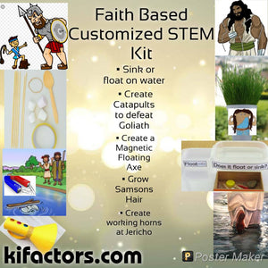 Faith Based STEM Kit