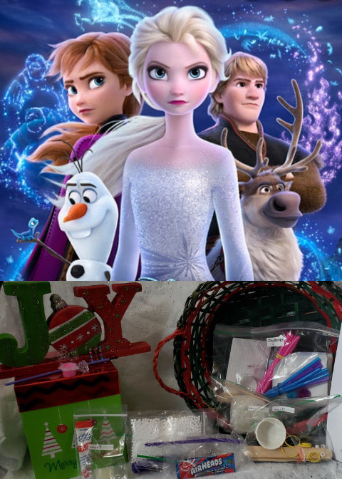 Frozen Theme STEM Kit