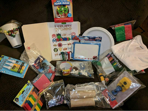 Superhero STEM Kits