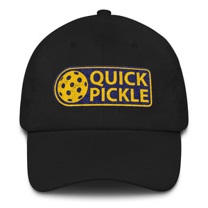 Adjustable Low Profile Hat - Quick Pickle