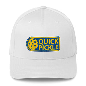FlexFit® Low Profile Hat - Quick Pickle