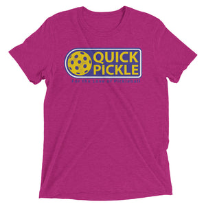 Men's Short Sleeve T-Shirt - Quick Pickle