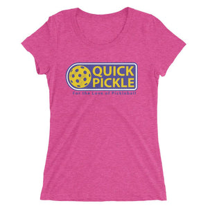 Women's Short Sleeve T-Shirt - Quick Pickle