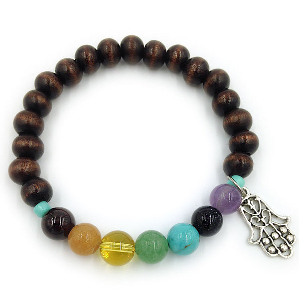 [Chakra Bracelets and Boho Goods] - Sliver Moon Goods