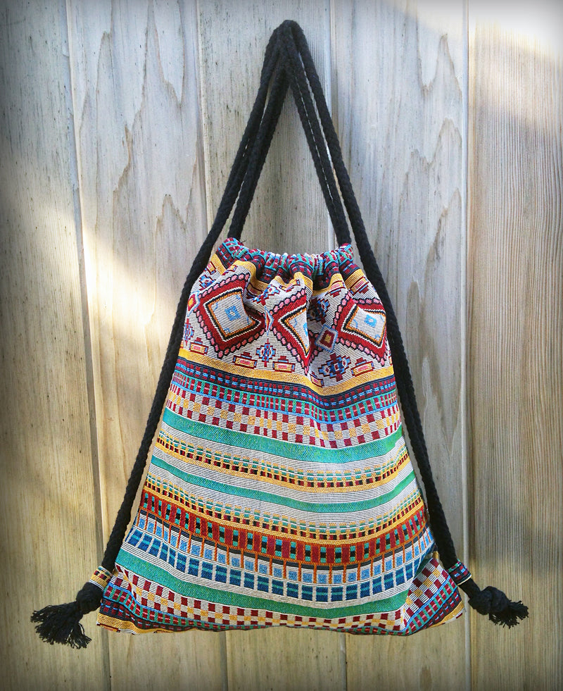 Gypsy Southwestern Boho Backpack