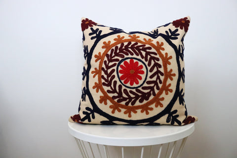 suzani pillow no. 2 - SHOP CORDUROY